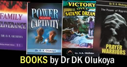 Books by Dr Olukoya